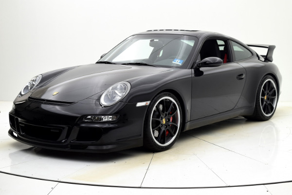 Used Used 2007 Porsche 911 GT3 for sale $125,880 at F.C. Kerbeck Aston Martin in Palmyra NJ