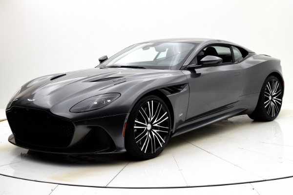 New New 2020 Aston Martin DBS Superleggera for sale $332,986 at F.C. Kerbeck Aston Martin in Palmyra NJ