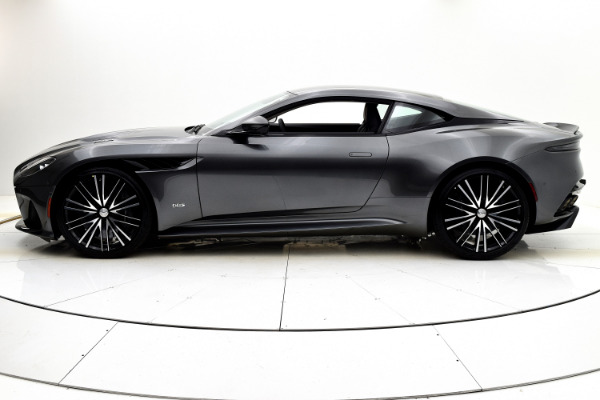 New 2020 Aston Martin DBS Superleggera for sale $332,986 at F.C. Kerbeck Aston Martin in Palmyra NJ 08065 3