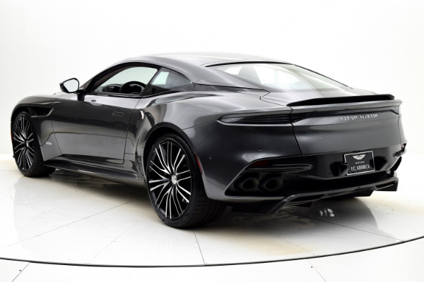 New 2020 Aston Martin DBS Superleggera for sale $332,986 at F.C. Kerbeck Aston Martin in Palmyra NJ 08065 4
