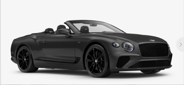 New New 2021 Bentley Continental GT V8 Convertible for sale $276,875 at F.C. Kerbeck Aston Martin in Palmyra NJ