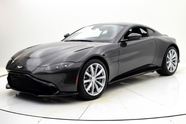 New New 2020 Aston Martin Vantage Coupe for sale $180,981 at F.C. Kerbeck Aston Martin in Palmyra NJ