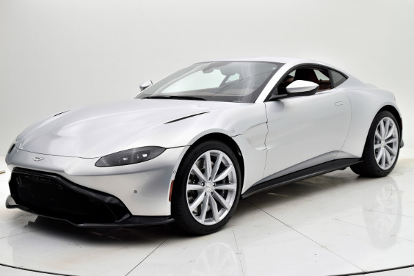 New 2020 Aston Martin Vantage Coupe for sale $180,981 at F.C. Kerbeck Aston Martin in Palmyra NJ 08065 2