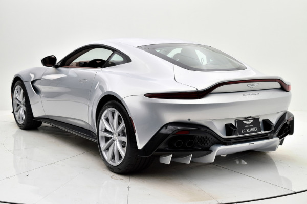 New 2020 Aston Martin Vantage Coupe for sale $180,981 at F.C. Kerbeck Aston Martin in Palmyra NJ 08065 4