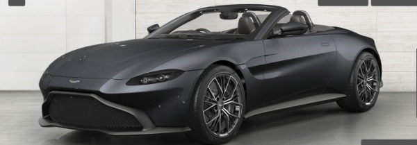 New New 2021 Aston Martin Vantage Roadster for sale $175,786 at F.C. Kerbeck Aston Martin in Palmyra NJ