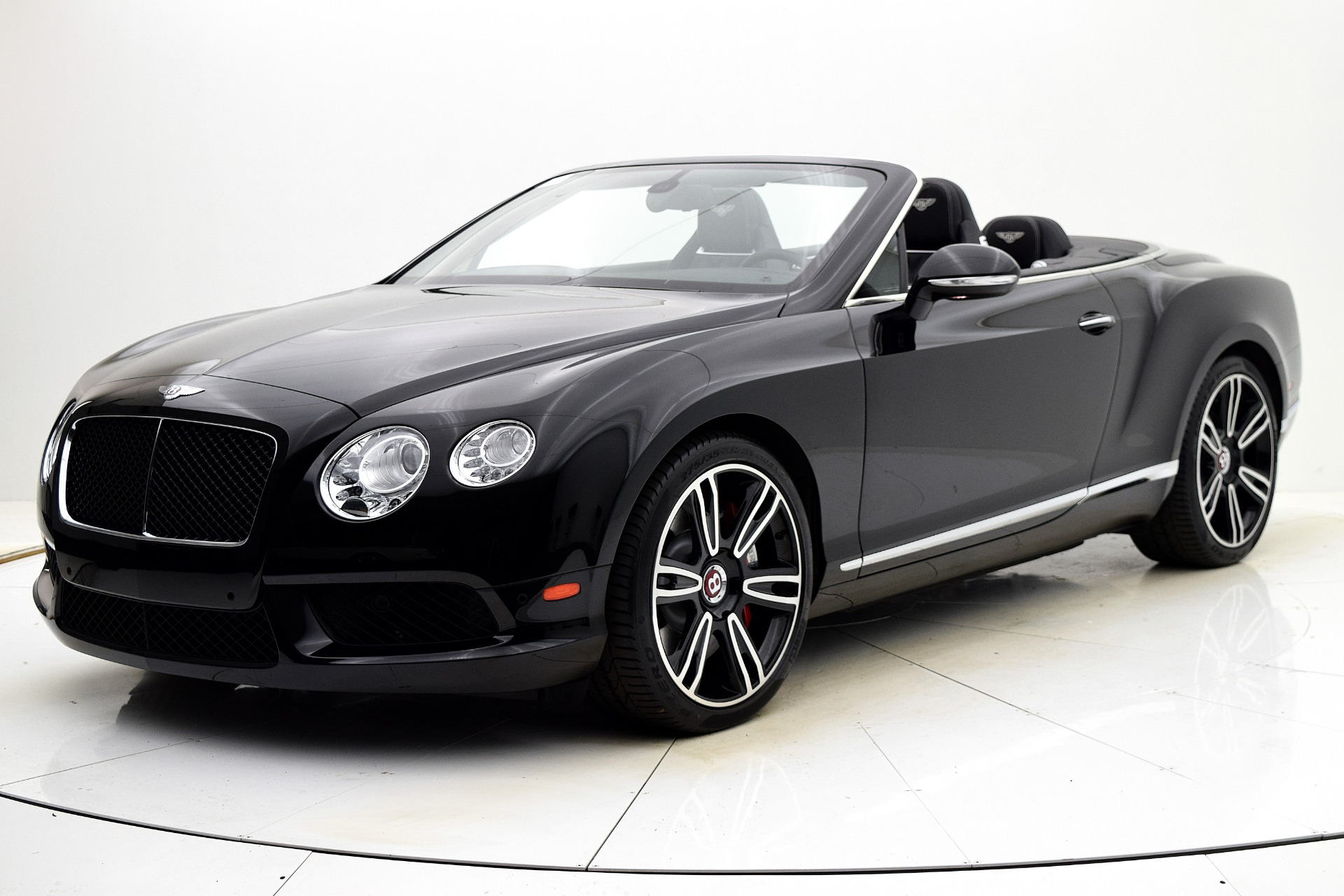 Used 2014 Bentley Continental GT V8 Convertible for sale Sold at F.C. Kerbeck Aston Martin in Palmyra NJ 08065 2