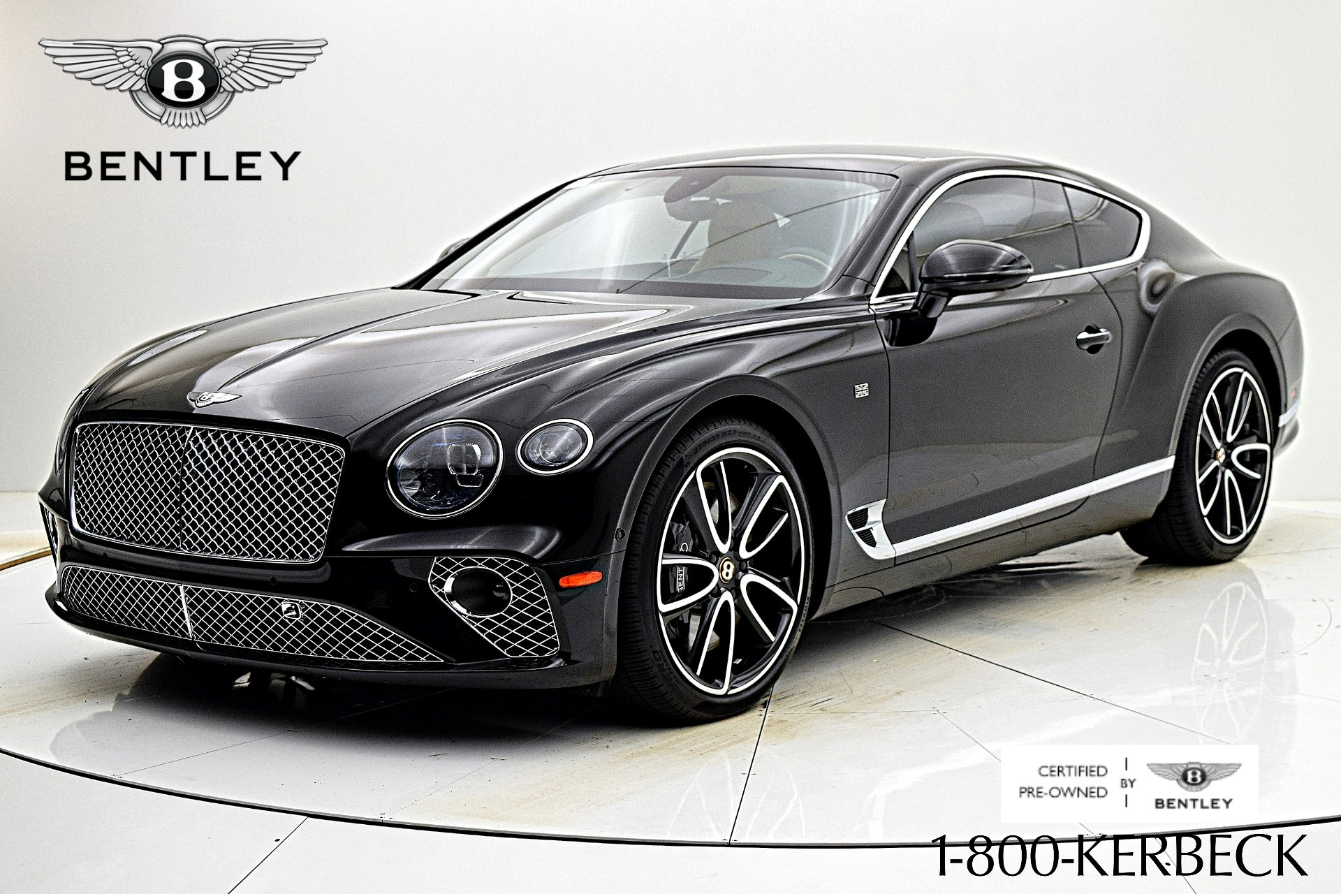 Used 2020 Bentley Continental GT V8 First Edition for sale $234,880 at F.C. Kerbeck Aston Martin in Palmyra NJ 08065 2
