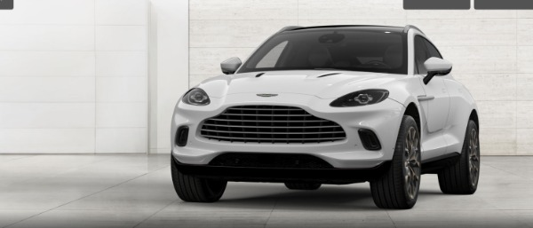 New 2021 Aston Martin DBX for sale $202,886 at F.C. Kerbeck Aston Martin in Palmyra NJ 08065 3