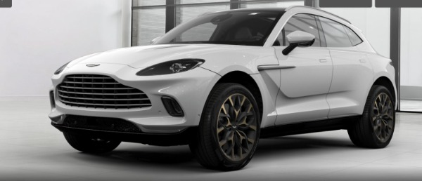 New 2021 Aston Martin DBX for sale $202,886 at F.C. Kerbeck Aston Martin in Palmyra NJ 08065 4