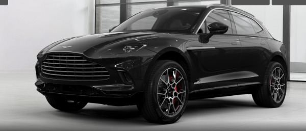 New 2021 Aston Martin DBX for sale $202,186 at F.C. Kerbeck Aston Martin in Palmyra NJ 08065 2