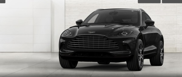 New 2021 Aston Martin DBX for sale $202,186 at F.C. Kerbeck Aston Martin in Palmyra NJ 08065 3