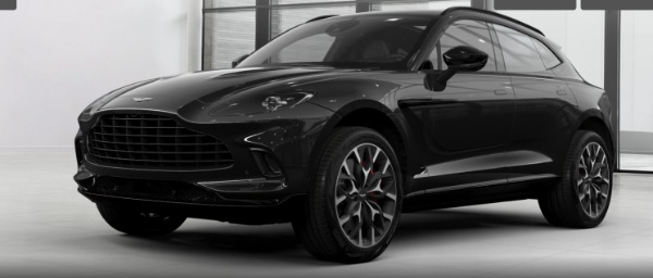 New New 2021 Aston Martin DBX for sale $195,186 at F.C. Kerbeck Aston Martin in Palmyra NJ