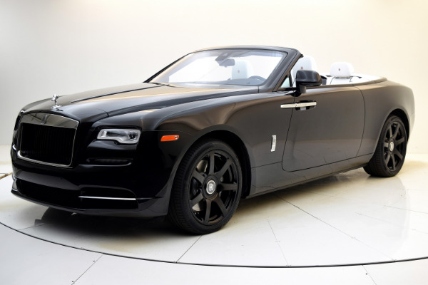 New New 2021 Rolls-Royce Dawn for sale $408,000 at F.C. Kerbeck Aston Martin in Palmyra NJ