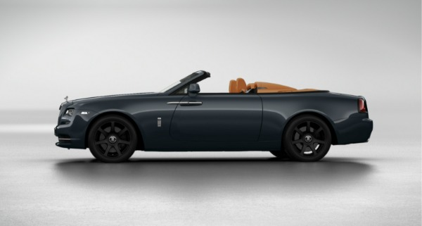 New New 2021 Rolls-Royce Dawn for sale $390,200 at F.C. Kerbeck Aston Martin in Palmyra NJ