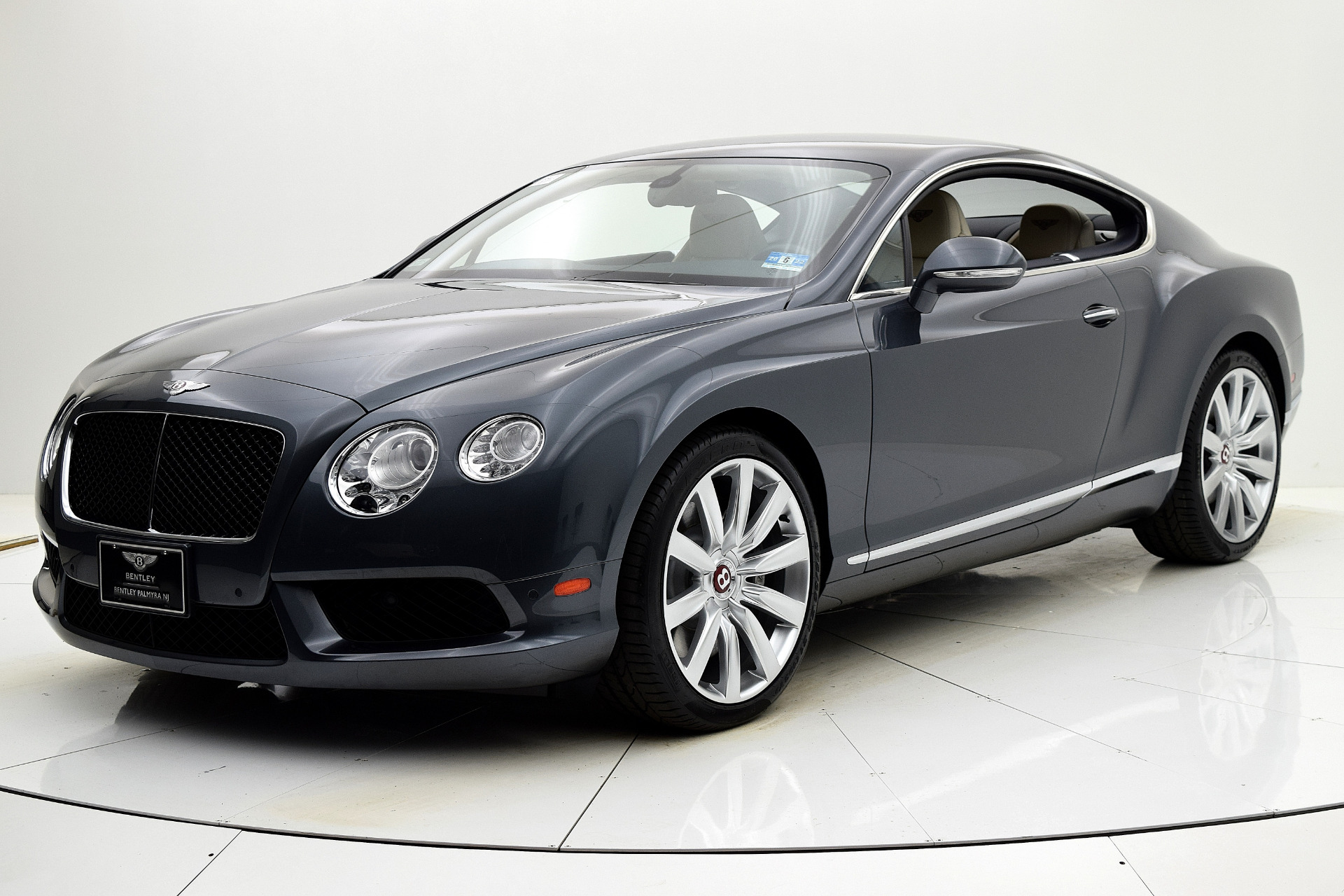 Used 2013 Bentley Continental GT V8 Coupe for sale $99,880 at F.C. Kerbeck Aston Martin in Palmyra NJ 08065 2