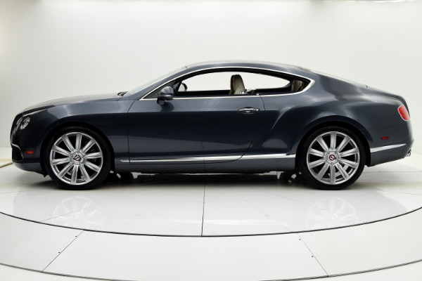 Used 2013 Bentley Continental GT V8 Coupe for sale Sold at F.C. Kerbeck Aston Martin in Palmyra NJ 08065 3
