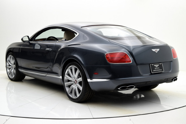 Used 2013 Bentley Continental GT V8 Coupe for sale Sold at F.C. Kerbeck Aston Martin in Palmyra NJ 08065 4