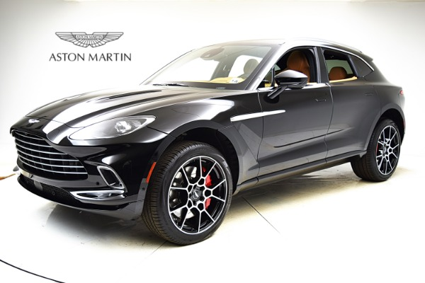New New 2021 Aston Martin DBX for sale $198,286 at F.C. Kerbeck Aston Martin in Palmyra NJ