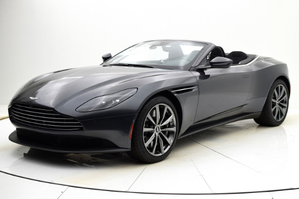 New New 2021 Aston Martin DB11 V8 Volante for sale $239,586 at F.C. Kerbeck Aston Martin in Palmyra NJ