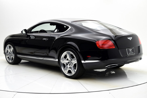Used 2012 Bentley Continental GT W12 Coupe for sale Sold at F.C. Kerbeck Aston Martin in Palmyra NJ 08065 4