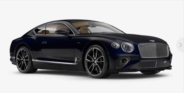 New New 2021 Bentley Continental GT V8 Coupe for sale $246,715 at F.C. Kerbeck Aston Martin in Palmyra NJ