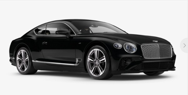 New New 2021 Bentley Continental GT V8 Coupe for sale $233,950 at F.C. Kerbeck Aston Martin in Palmyra NJ