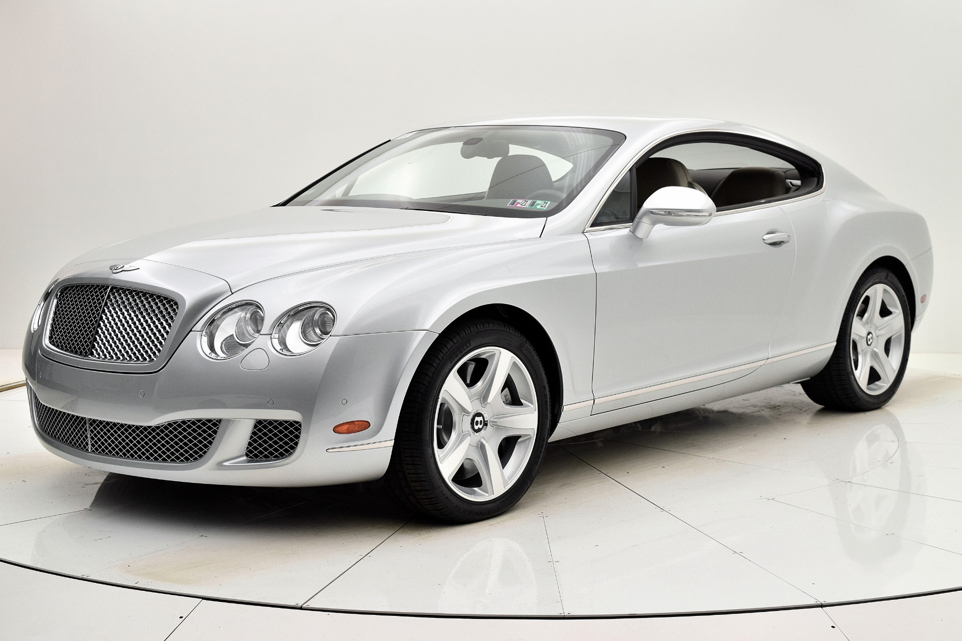 Used 2010 Bentley Continental GT Coupe for sale $75,880 at F.C. Kerbeck Aston Martin in Palmyra NJ 08065 2
