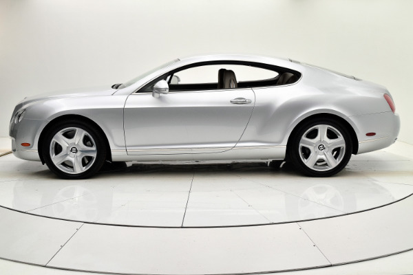 Used 2010 Bentley Continental GT Coupe for sale $75,880 at F.C. Kerbeck Aston Martin in Palmyra NJ 08065 3