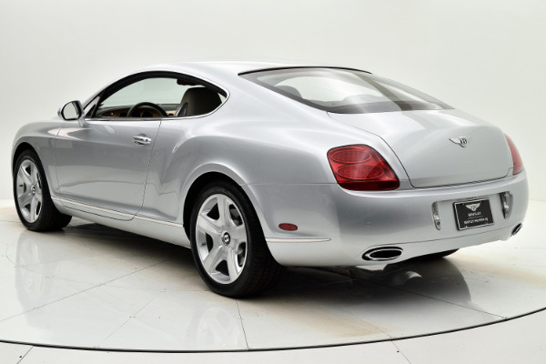 Used 2010 Bentley Continental GT Coupe for sale $75,880 at F.C. Kerbeck Aston Martin in Palmyra NJ 08065 4