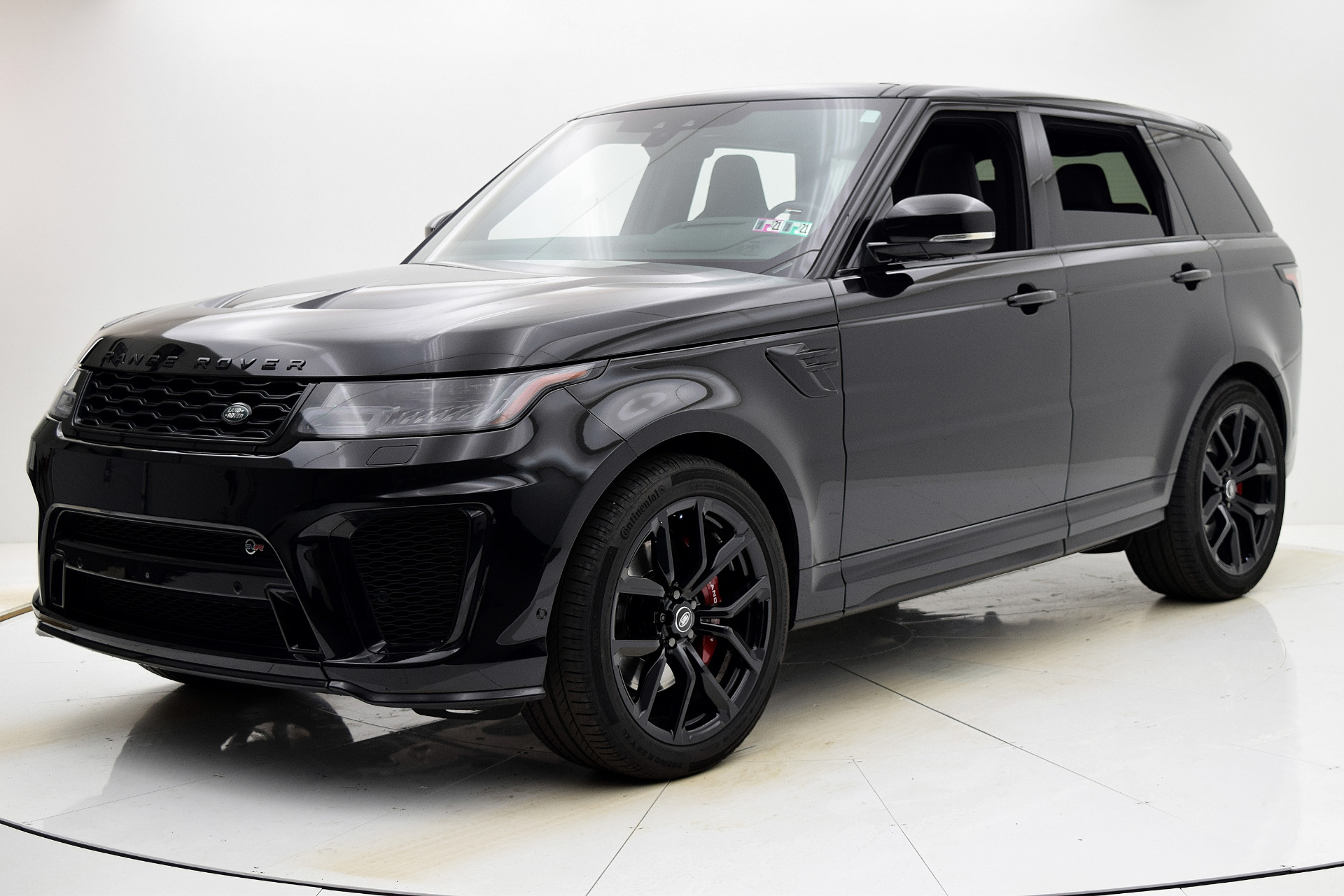 Used 2018 Land Rover Range Rover Sport SVR for sale $99,880 at F.C. Kerbeck Aston Martin in Palmyra NJ 08065 2