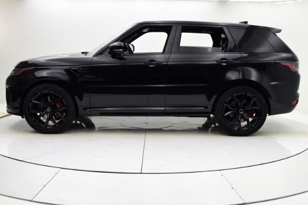 Used 2018 Land Rover Range Rover Sport SVR for sale $99,880 at F.C. Kerbeck Aston Martin in Palmyra NJ 08065 3