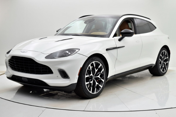 New New 2021 Aston Martin DBX for sale $211,786 at F.C. Kerbeck Aston Martin in Palmyra NJ