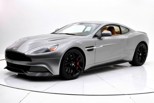 Used 2016 Aston Martin Vanquish Coupe for sale $149,880 at F.C. Kerbeck Aston Martin in Palmyra NJ 08065 2