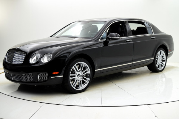 Used 2012 Bentley Continental Flying Spur for sale $79,880 at F.C. Kerbeck Aston Martin in Palmyra NJ 08065 2