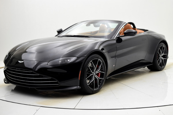 New New 2021 Aston Martin Vantage Roadster for sale $171,286 at F.C. Kerbeck Aston Martin in Palmyra NJ