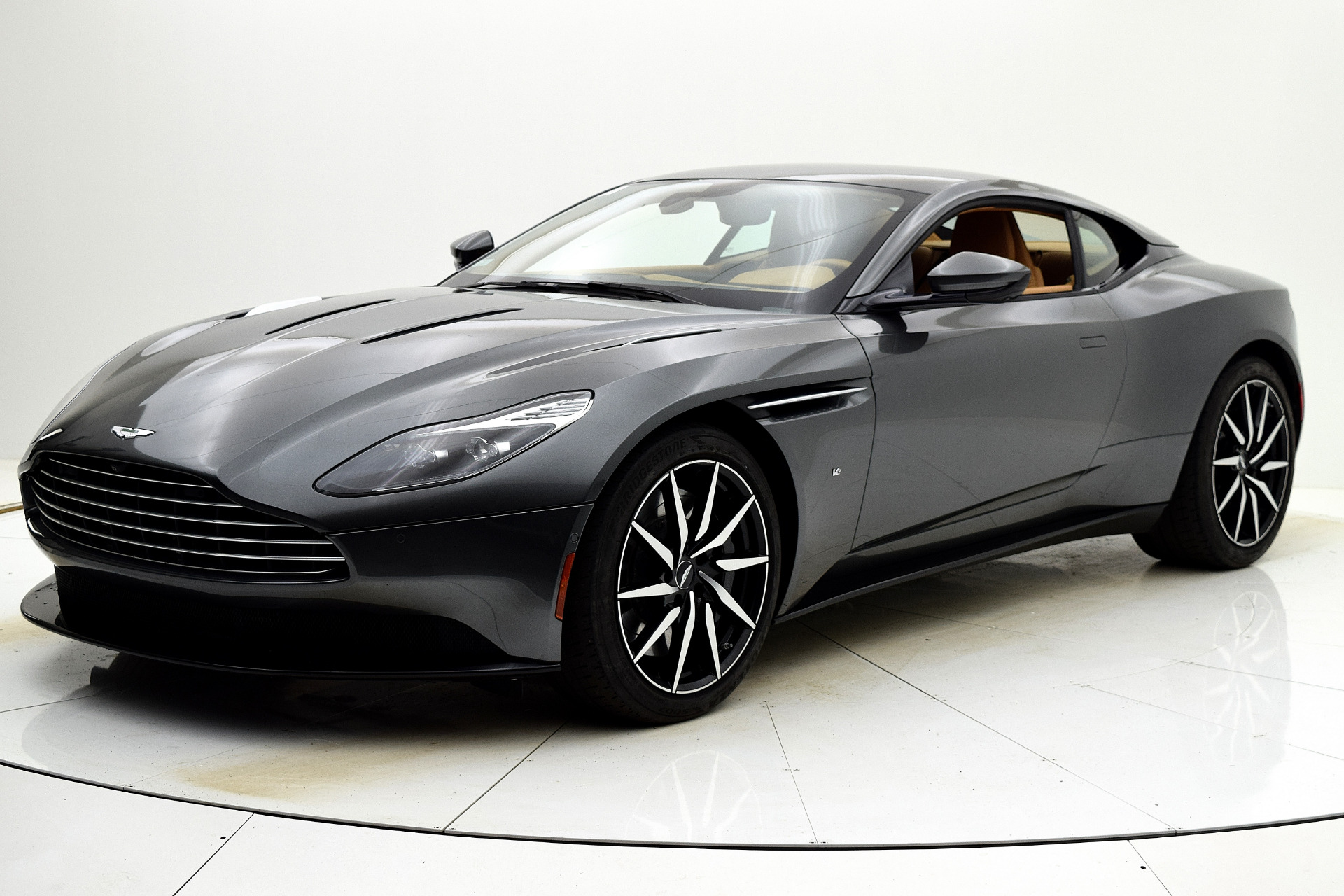 Used 2017 Aston Martin DB11 Coupe for sale $147,880 at F.C. Kerbeck Aston Martin in Palmyra NJ 08065 2