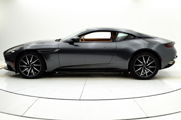 Used 2017 Aston Martin DB11 Coupe for sale Sold at F.C. Kerbeck Aston Martin in Palmyra NJ 08065 3