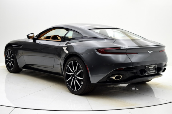 Used 2017 Aston Martin DB11 Coupe for sale $147,880 at F.C. Kerbeck Aston Martin in Palmyra NJ 08065 4