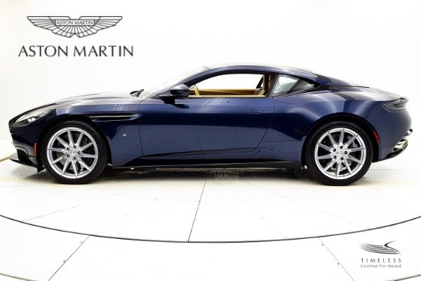 Used 2017 Aston Martin DB11 Coupe for sale $149,880 at F.C. Kerbeck Aston Martin in Palmyra NJ 08065 3