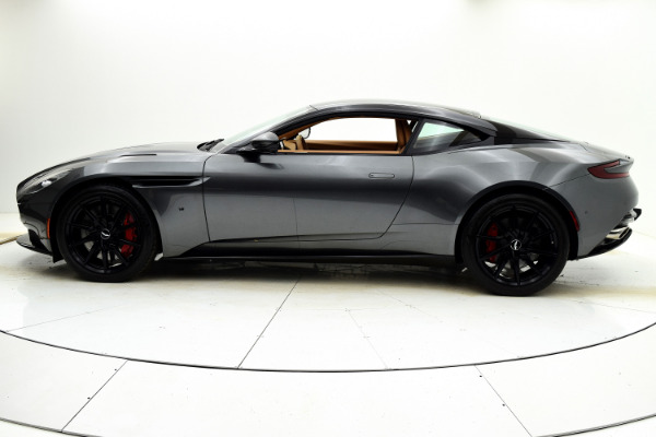 Used 2017 Aston Martin DB11 Coupe Launch Edition for sale $159,880 at F.C. Kerbeck Aston Martin in Palmyra NJ 08065 3
