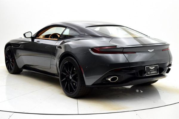 Used 2017 Aston Martin DB11 Coupe Launch Edition for sale $159,880 at F.C. Kerbeck Aston Martin in Palmyra NJ 08065 4