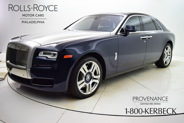 Used Used 2016 Rolls-Royce Ghost for sale <s>$389,725</s> | <span style='color: red;'>$194,880</span> at F.C. Kerbeck Aston Martin in Palmyra NJ