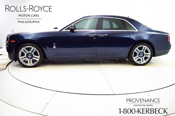 Used 2016 Rolls-Royce Ghost for sale Sold at F.C. Kerbeck Aston Martin in Palmyra NJ 08065 4