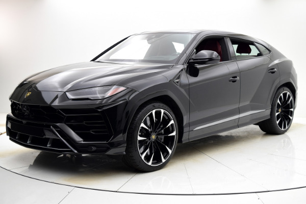 New New 2021 Lamborghini Urus for sale Call for price at F.C. Kerbeck Aston Martin in Palmyra NJ