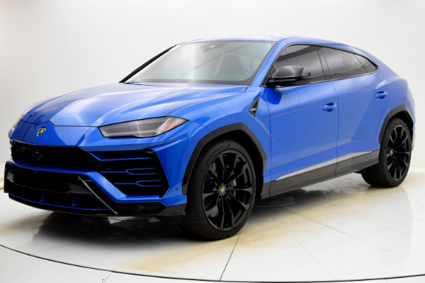 Used Used 2020 Lamborghini Urus BASE for sale $264,880 at F.C. Kerbeck Aston Martin in Palmyra NJ