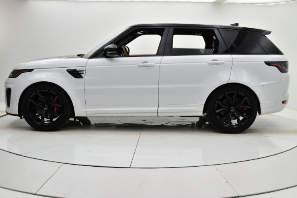 Used 2020 Land Rover Range Rover Sport SVR for sale $129,880 at F.C. Kerbeck Aston Martin in Palmyra NJ 08065 3