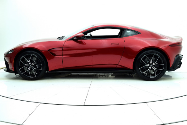 New 2021 Aston Martin Vantage Coupe for sale $168,786 at F.C. Kerbeck Aston Martin in Palmyra NJ 08065 3
