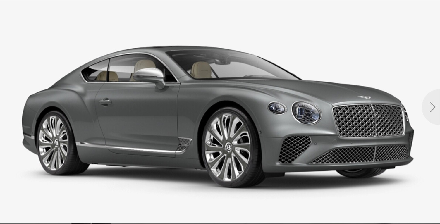 New 2021 Bentley Continental GT V8 Mulliner for sale $293,040 at F.C. Kerbeck Aston Martin in Palmyra NJ 08065 2