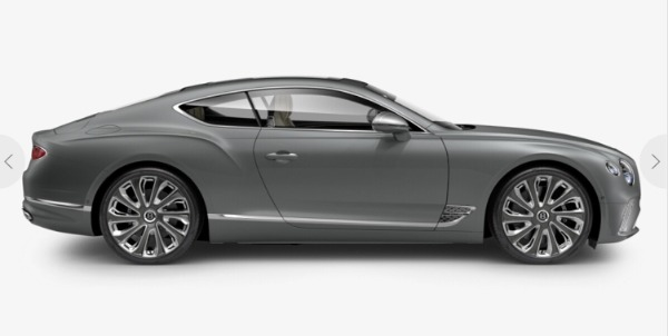 New 2021 Bentley Continental GT V8 Mulliner for sale $293,040 at F.C. Kerbeck Aston Martin in Palmyra NJ 08065 3