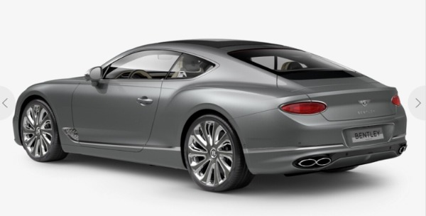 New 2021 Bentley Continental GT V8 Mulliner for sale $293,040 at F.C. Kerbeck Aston Martin in Palmyra NJ 08065 4
